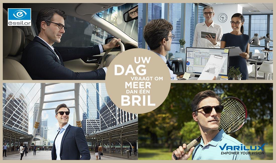 31b8de79d085fb Varilux brillenglazen actie 2018  scherp aanbod op uw tweede bril ...